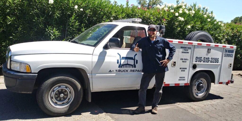 How I work as Mobile Truck Repair Mechanic
